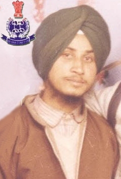 Punjab Police Cat: Kulbir 'Bollah' in a 1980's file photo