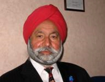 Mota Singh, one of the lead members of the party in control of Leamington & Warwick Gurdwara