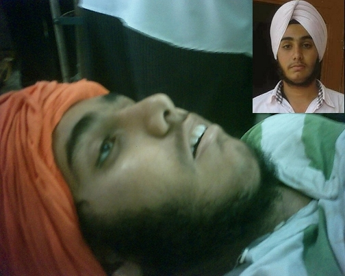 Bhai Jaspal Singh who was gunned down in cold-blood by the Punjab Police