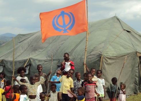 Khalsa Aid Efforts in Haiti - 2010