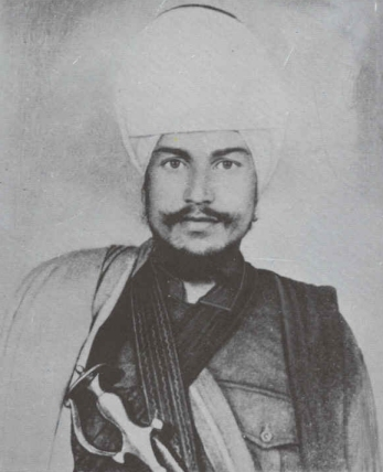 Shaheed Bhai Kulwant Singh Nagoke, and associate of Bhai Sukhdev Singh Babbar