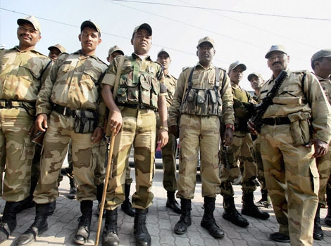 Paramilitary Units Fan Across Punjab