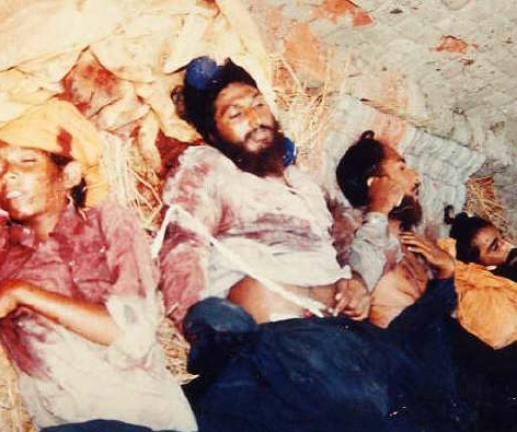 Victims of Sikh Genocide Perpetrated by the Indian Government